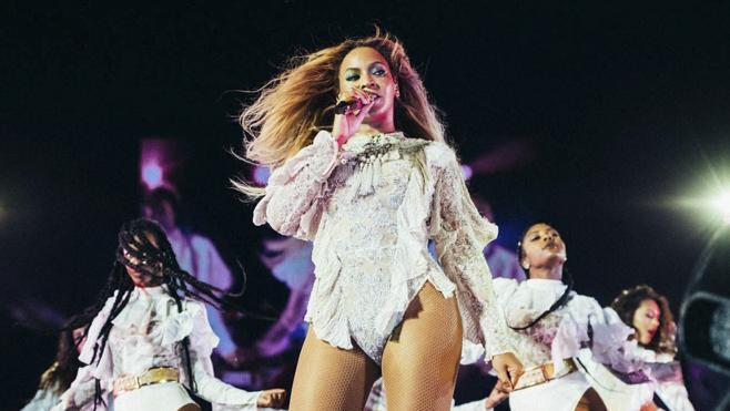 Beyoncé sacude el Estadio Olímpico de Barcelona