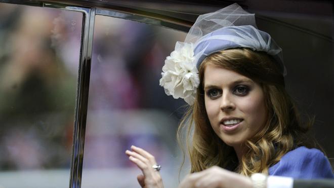 Beatriz de York rompe con Dave Clark tras diez años de relación