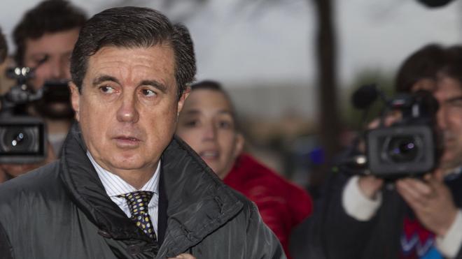 El juez Castro abre la vía para juzgar a Matas por blanqueo con su palacete de Palma