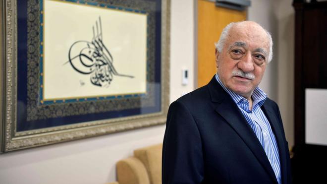 Turquía solicita a EE UU detener al predicador Gülen por la intentona golpista