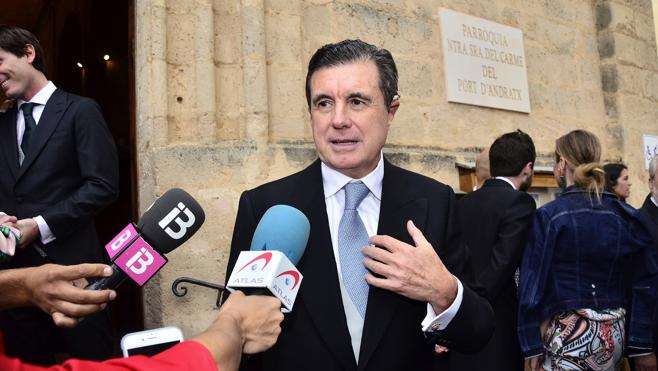 El PSOE balear se retira de la causa contra Matas por presunto blanqueo