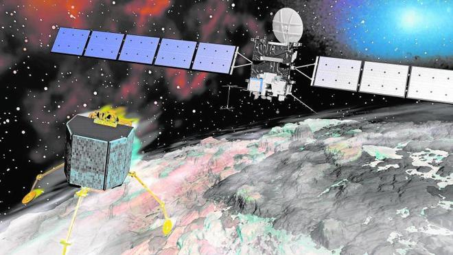 Rosetta se apaga para siempre