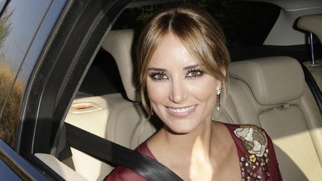 La felicitación de Alba Carrillo a Fonsi Nieto por el anuncio de su boda