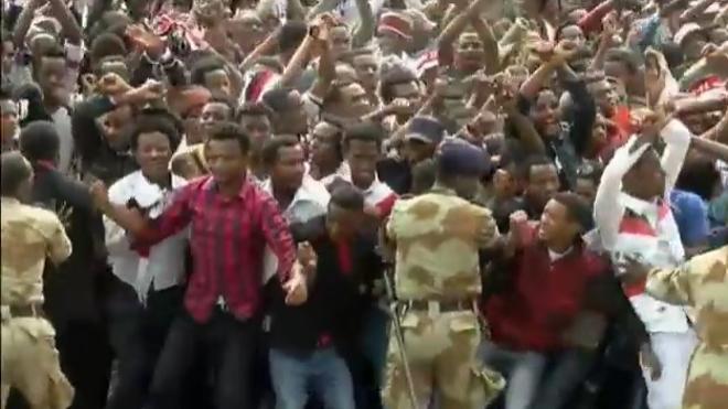 Al menos 52 muertos en una estampida en Etiopía tras disturbios con la Policía