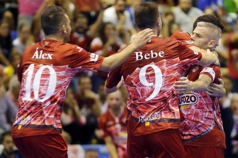 Sexta Supercopa para ElPozo Murcia