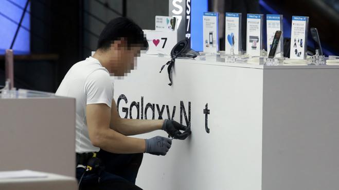 La factura del fiasco del Galaxy Note 7 puede dispararse por encima de los 30.000 millones