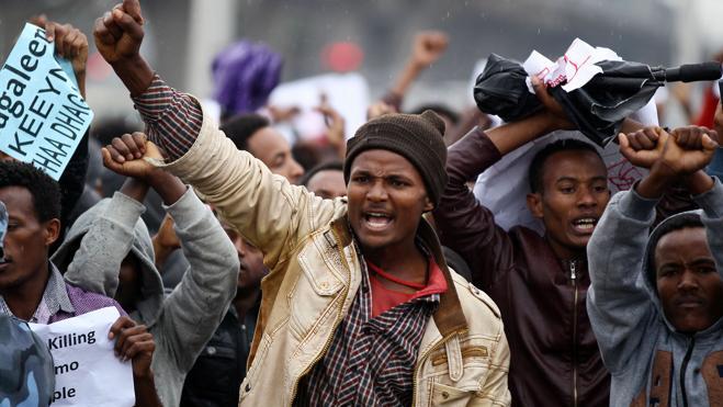 Al menos 52 muertos y 1.000 detenidos durante las últimas protestas en Etiopía