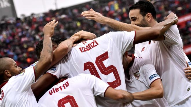 N'Zonzi deja al Atlético sin el liderato