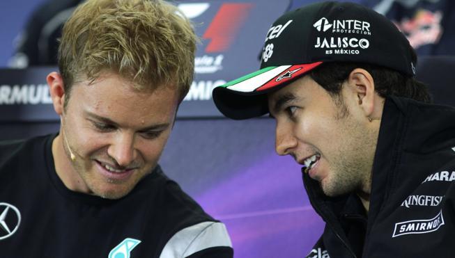 La primera reválida de Rosberg