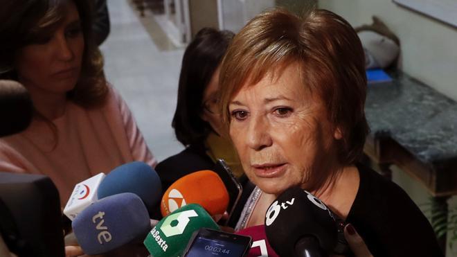 Celia Villalobos dice que la victoria de Trump no es una buena noticia para las mujeres