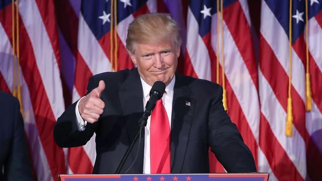 Trump solo logró el 8% del voto negro y el 28% del hispano