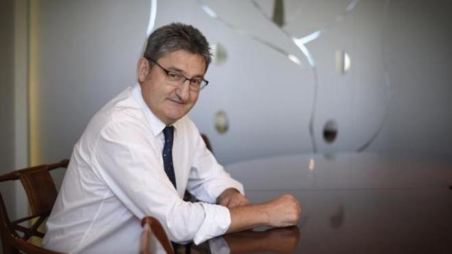 El periodista Óscar Campillo, premio Francisco de Cossío por su trayectoria profesional