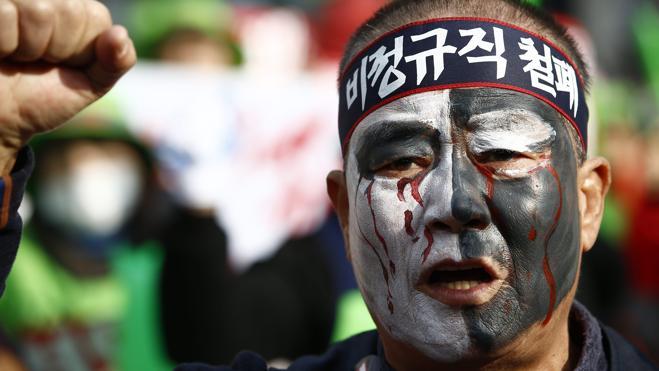 La presidenta de Corea del Sur será interrogada la próxima semana por la fiscalía