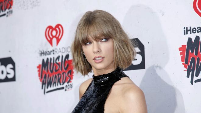 Taylor Swift, con 160 millones de euros, la cantante mejor pagada de 2016