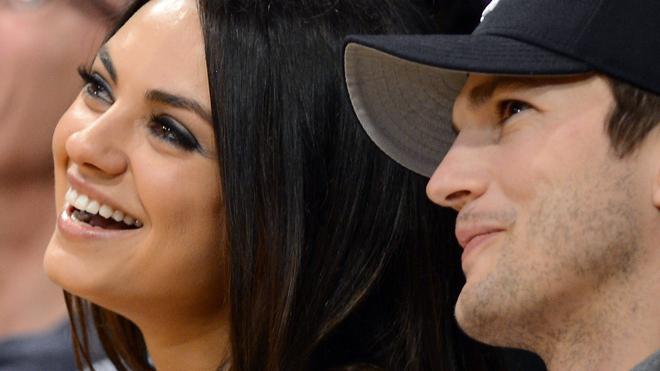 Mila Kunis y Ashton Kutcher ya son padres por segunda vez
