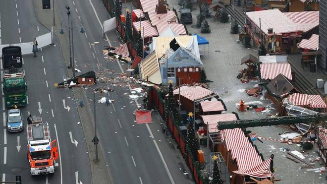 La Policía alemana pone en libertad al paquistaní detenido por el atentado de Berlín