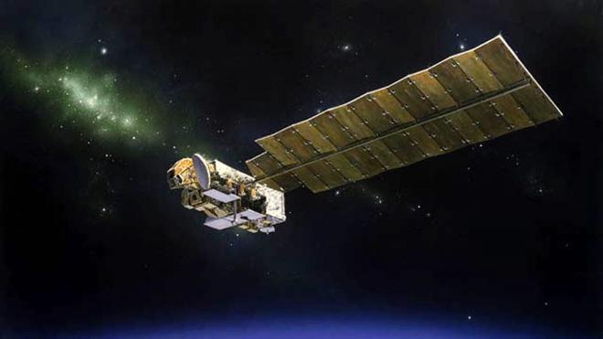 China lanza su primer satélite para detectar dióxido de carbono