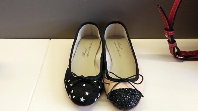 Cuidado con el calzado que deforma los dedos de las niñas