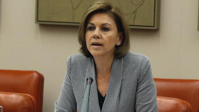 Cospedal pide «perdón en nombre del Estado» a las víctimas del Yak-42