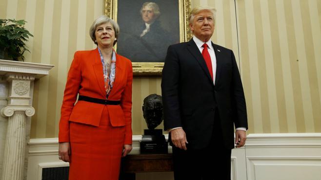 Trump afirma que el 'Brexit' le dará a Reino Unido «su propia identidad»