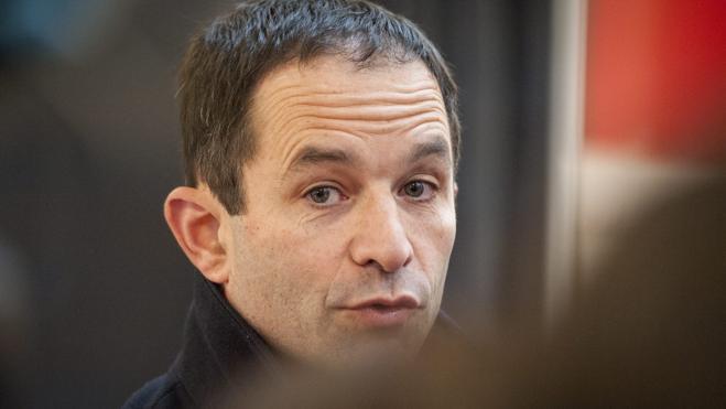 Benoit Hamon, el estandarte francés de la renta básica universal