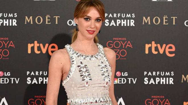 En los Goya no verás vestidos de Carolina Herrera o Nina Ricci por esto