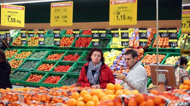 Mercadona cierra 2016 como cadena líder y Lidl como la que más crece