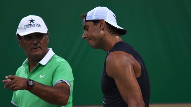 Toni Nadal: «Es mi última temporada con Rafael»