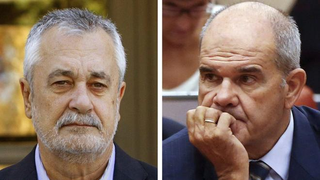 Un ex alto cargo de la Junta será ponente en el juicio a Chaves y Griñán
