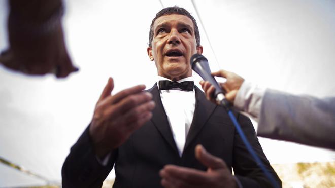 Antonio Banderas recibirá la Biznaga de Oro honorífica del Festival de Málaga