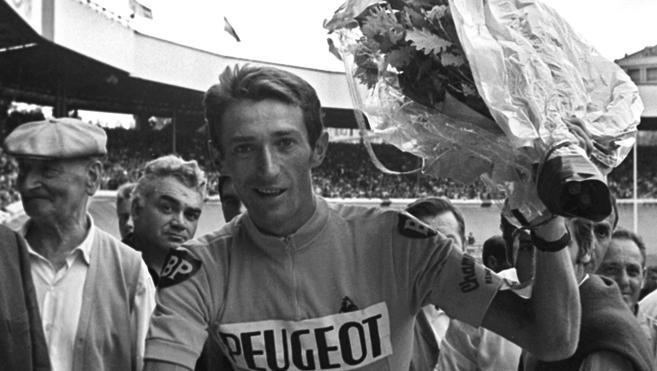 Muere Roger Pingeon, ganador del Tour de Francia de 1967