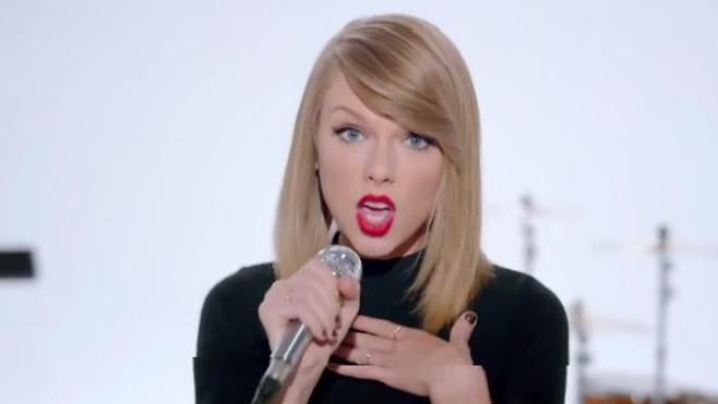 Taylor Swift será la primera artista con dos videclips récord en YouTube
