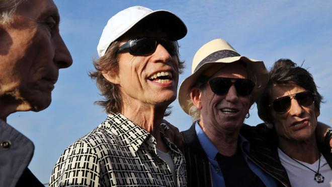 15.000 grabaciones de los Rolling Stones, donadas a una universidad alemana