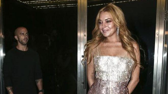 ¿Qué llevó a Lindsay Lohan a posar con un burkini?