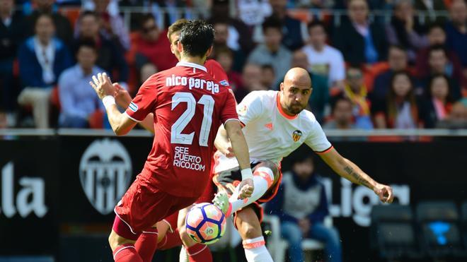 El Sevilla sigue sin levantar cabeza