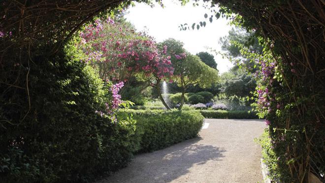 Los jardines de Marivent abrirán sus puertas al público el 2 de mayo