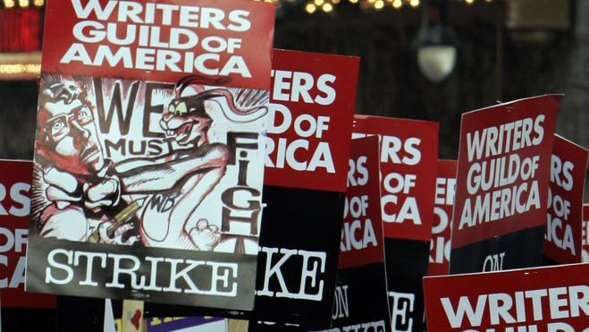 Los guionistas de Hollywood irán a la huelga