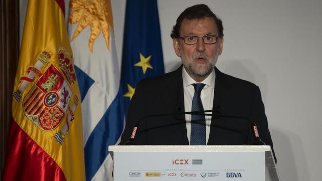 Rajoy apoya a Catalá y Zoido y dice que ante la corrupción «quien la hace la paga»