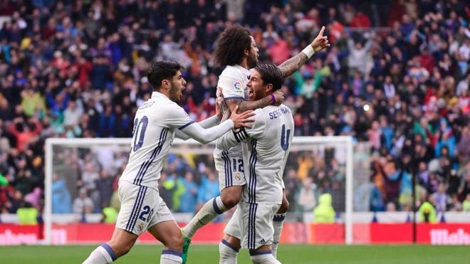 Al Real Madrid titular le va la marcha