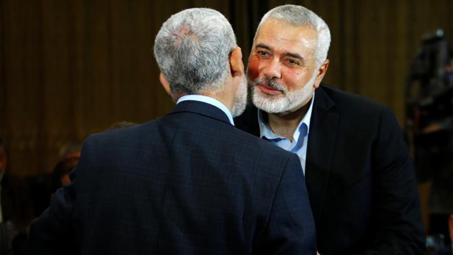 Hamas dice aceptar un Estado palestino limitado a las fronteras de 1967