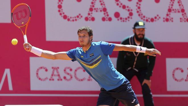 Pablo Carreño logra en Estoril el tercer trofeo de su carrera