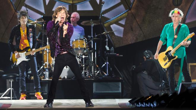 Vendidas 35.000 entradas para concierto de los Stones en las primeras 4 horas