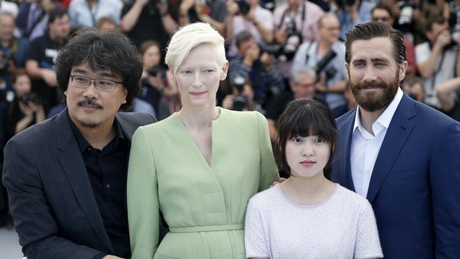 'Okja', el monstruo de Netflix que causa polémica pero gusta en Cannes
