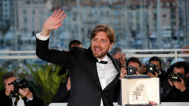 Sorpresa sueca en Cannes