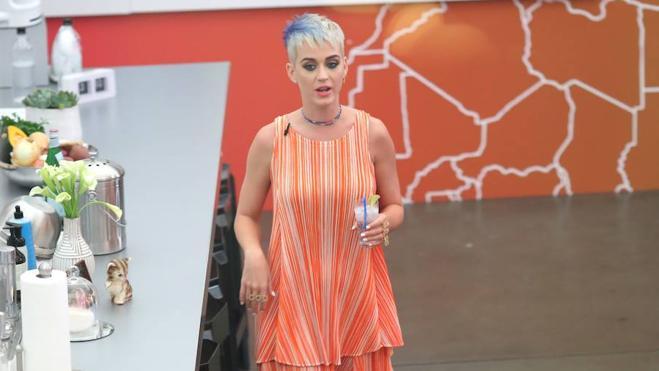 «Construí este personaje de Katy Perry, pero es una fachada»