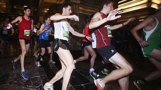 38th Annual Empire State Building Run-Up