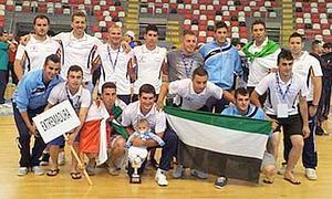 El Torviscal, subcampeón de España