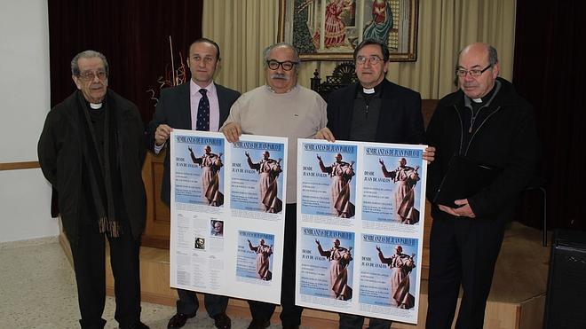 Una exposición recoge las obras que Juan de Ávalos le dedicó a Juan Pablo II