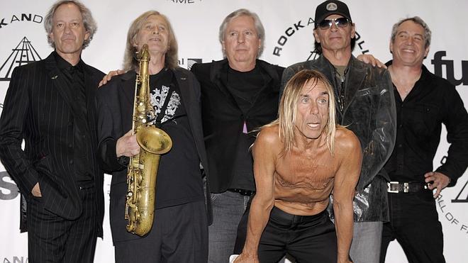 Fallece Scott Asheton, batería de The Stooges
