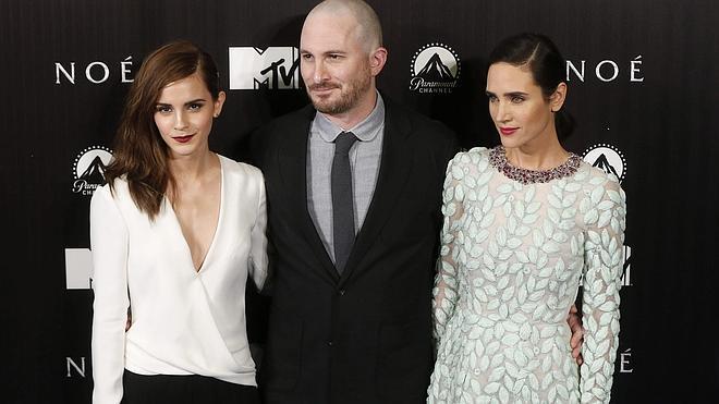 Aronofsky presenta 'Noé' en Madrid